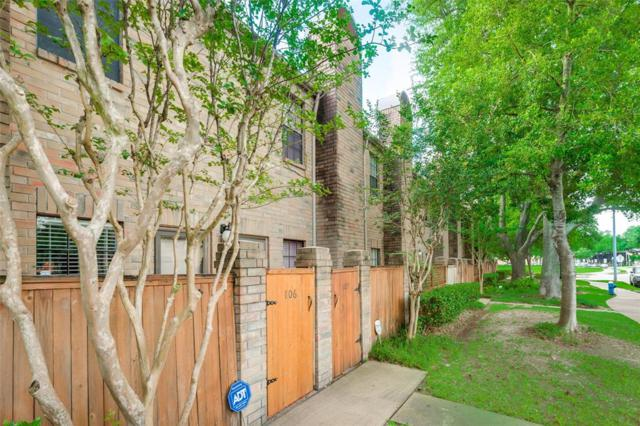 9850 Pagewood Lane #106, Houston, TX 77042 (MLS #52479162) :: Texas Home Shop Realty