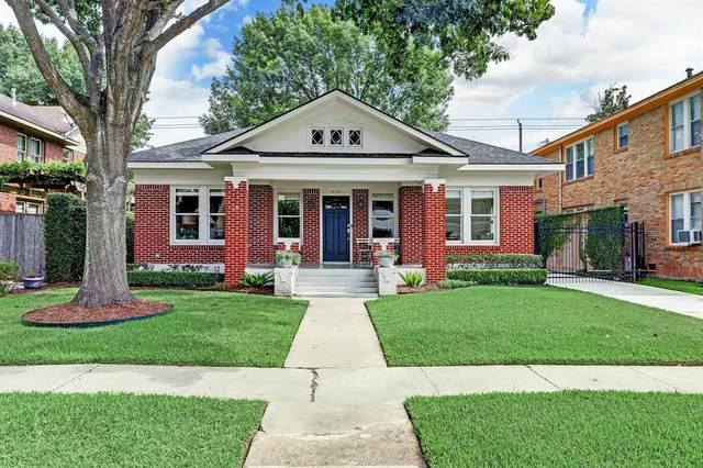1640 Kipling Street, Houston, TX 77006 (MLS #52479528) :: The Property Guys