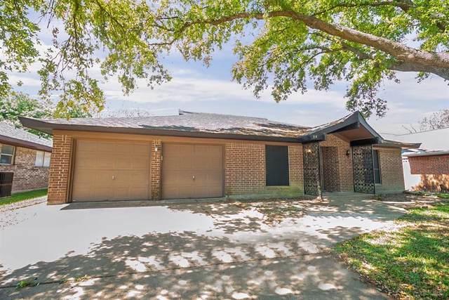 913 N Amy Drive, Deer Park, TX 77536 (MLS #52485172) :: Bay Area Elite Properties
