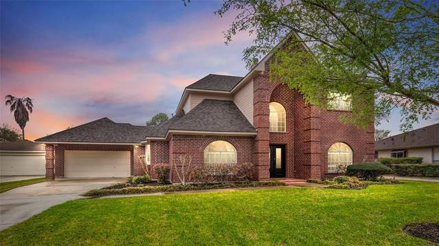 2218 S Fountain Valley Drive, Missouri City, TX 77459 (MLS #52488995) :: The Sansone Group
