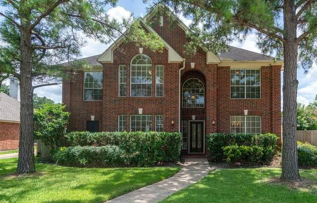 17731 Mossy Ridge Lane, Houston, TX 77095 (MLS #52492214) :: The Property Guys