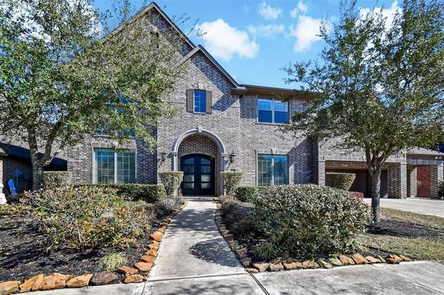 49 Rimina Way Drive, Missouri City, TX 77459 (MLS #52495705) :: Homemax Properties
