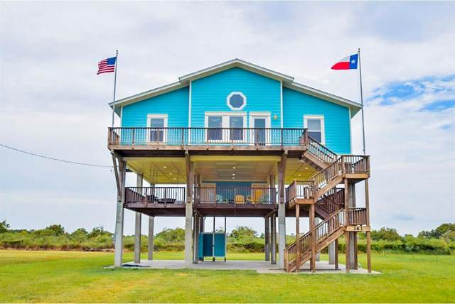 383 Atkinson, Port Bolivar, TX 77650 (MLS #52501622) :: The Bly Team