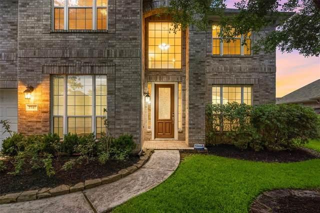 2343 Fern Bend Lane, Katy, TX 77494 (MLS #52512231) :: The SOLD by George Team