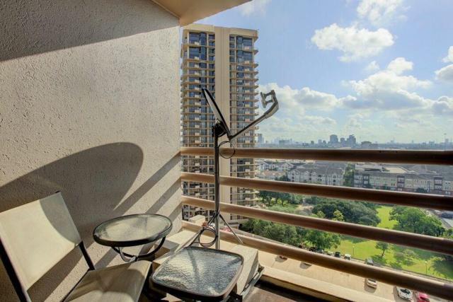 3525 Sage Road #1506, Houston, TX 77056 (MLS #52513002) :: Team Parodi at Realty Associates