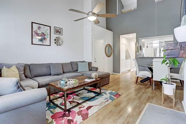 4901 Floyd Street #15, Houston, TX 77007 (MLS #52513084) :: Texas Home Shop Realty