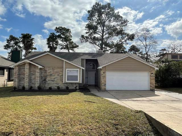 4002 Hirschfield Road, Spring, TX 77373 (MLS #52533681) :: The Heyl Group at Keller Williams