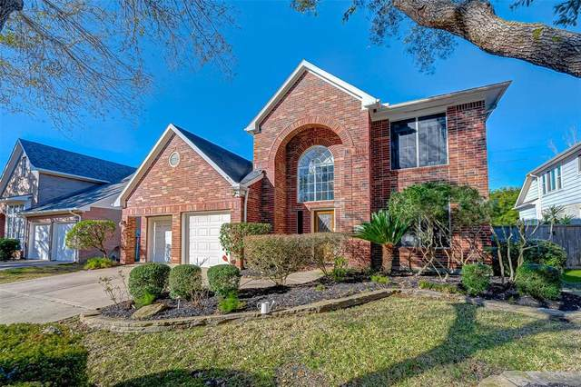 5814 Brook Bend Drive, Sugar Land, TX 77479 (MLS #52534627) :: NewHomePrograms.com