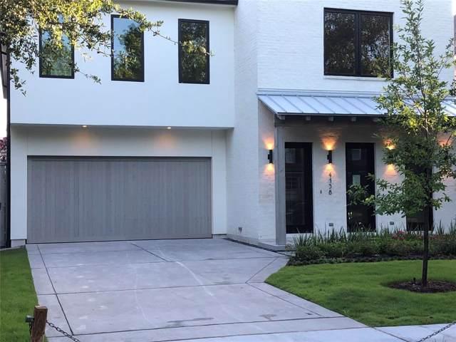 4138 Villanova Street, Houston, TX 77005 (MLS #52539440) :: Texas Home Shop Realty