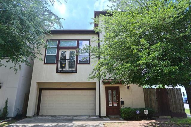 1713 Mcdonald Street, Houston, TX 77007 (MLS #52540182) :: Texas Home Shop Realty