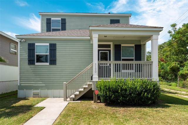 2120 Avenue O 1/2, Galveston, TX 77550 (MLS #52541730) :: The Parodi Team at Realty Associates