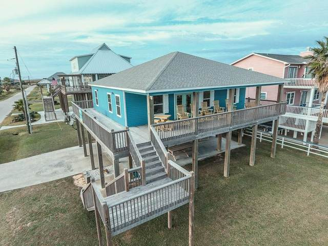 3401 Sand Castle Lane, Crystal Beach, TX 77650 (MLS #52544884) :: Texas Home Shop Realty