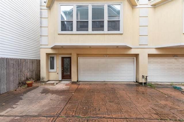 6118 Tyne Street, Houston, TX 77007 (MLS #52548386) :: Giorgi Real Estate Group