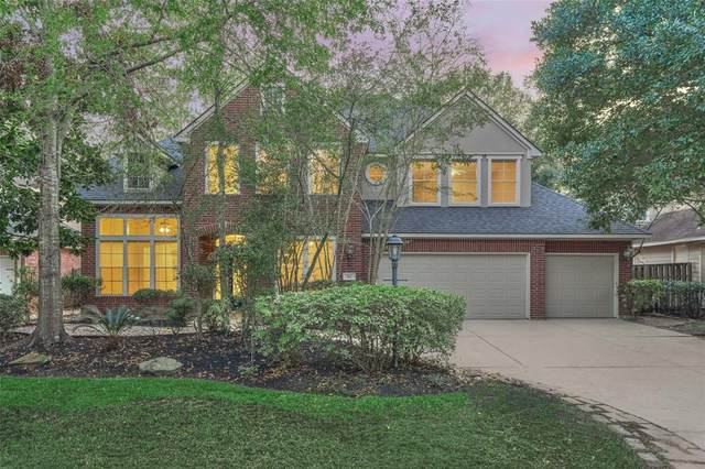 102 Plum Crest, The Woodlands, TX 77382 (MLS #52548794) :: Lerner Realty Solutions
