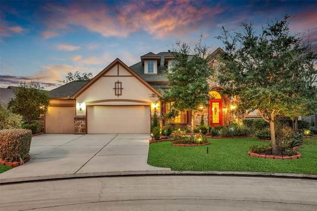 9911 Kirkstone Terrace Drive, Spring, TX 77379 (MLS #52560800) :: Lerner Realty Solutions