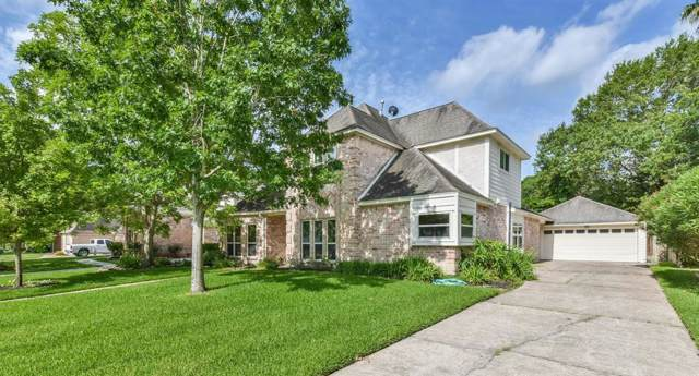 19731 Oak Briar Drive, Humble, TX 77346 (MLS #52565004) :: The Heyl Group at Keller Williams