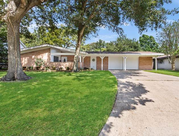 134 Driftwood Drive, Seabrook, TX 77586 (MLS #52566157) :: The Bly Team