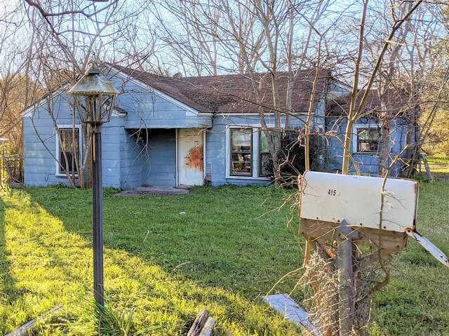 415 Scarlett Street, Baytown, TX 77520 (MLS #52566559) :: The SOLD by George Team