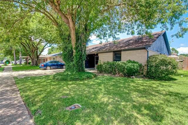 4913 Fairdale Street, Pasadena, TX 77505 (MLS #52578062) :: The Freund Group