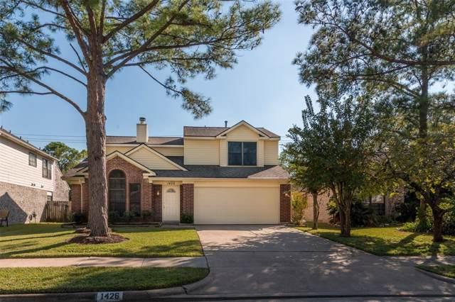 1426 Chestnut Springs Lane, Houston, TX 77062 (MLS #52583662) :: Rachel Lee Realtor