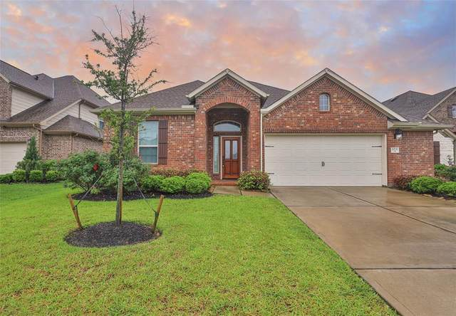 22731 Little Blue Stem Drive, Tomball, TX 77375 (MLS #52592928) :: The SOLD by George Team