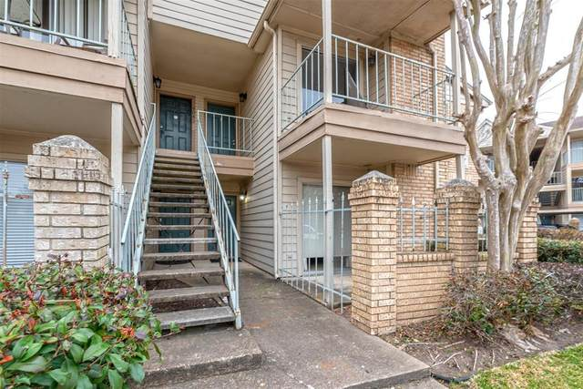12550 Whittington Drive 6/602, Houston, TX 77077 (MLS #52604646) :: The Freund Group