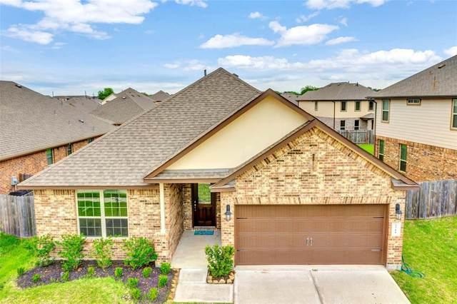2711 Westland Lane, Pearland, TX 77581 (MLS #52612726) :: Lerner Realty Solutions