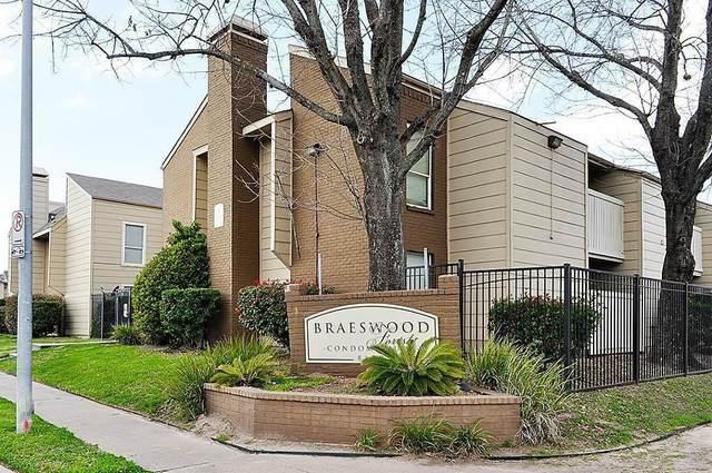 8100 W Creekbend Drive E #115, Houston, TX 77071 (MLS #52626373) :: Giorgi Real Estate Group