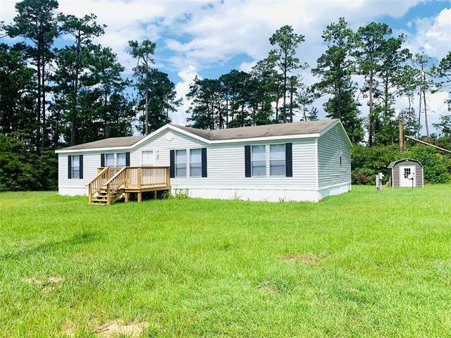 385 Persimmon Road, Onalaska, TX 77360 (MLS #52626788) :: My BCS Home Real Estate Group