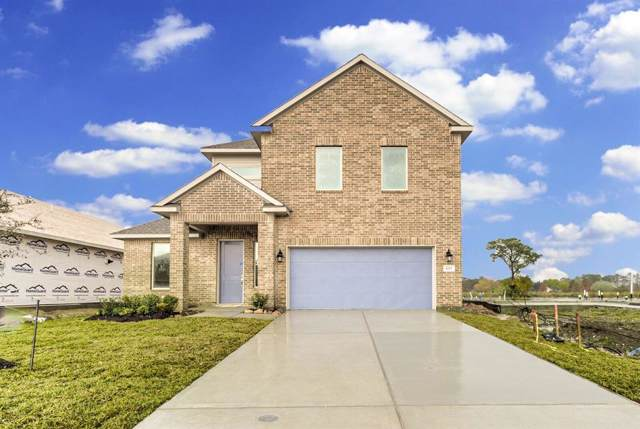 4213 East Bayou Maison Circle, Dickinson, TX 77539 (MLS #52645948) :: The SOLD by George Team