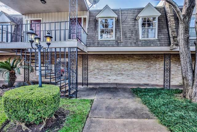 2627 Marilee Lane #3, Houston, TX 77057 (MLS #52669294) :: Texas Home Shop Realty