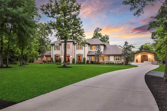 10889 Lake Forest Drive, Conroe, TX 77384 (#52671600) :: ORO Realty