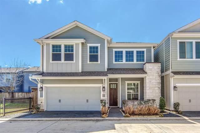 8911 Highgate Lane, Houston, TX 77080 (MLS #52677101) :: Homemax Properties