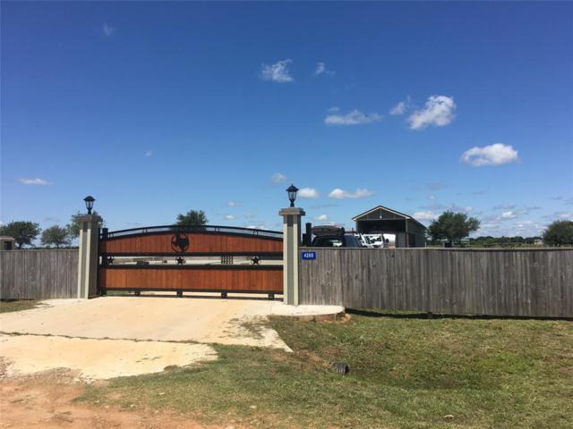 4260 Orange Hill Road, Sealy, TX 77474 (MLS #52698810) :: The Heyl Group at Keller Williams