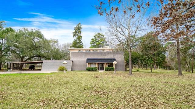 605 Old Plantersville Road, Montgomery, TX 77316 (MLS #52703083) :: Area Pro Group Real Estate, LLC