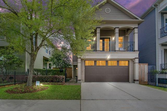 814 Nicholson Street, Houston, TX 77007 (MLS #52707866) :: Krueger Real Estate