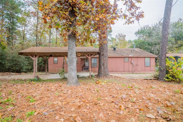 530 Driftwood Drive, Goodrich, TX 77335 (MLS #52710825) :: Christy Buck Team