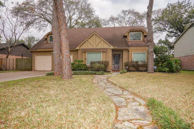 12514 Carriage Hill Drive, Houston, TX 77077 (MLS #52716445) :: The Bly Team