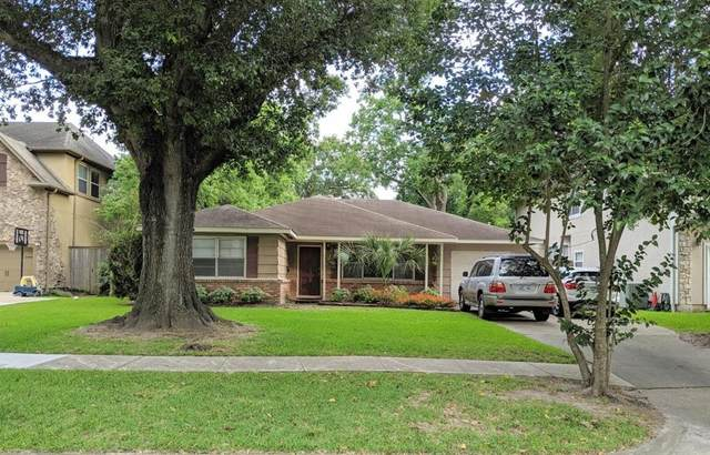 4617 Birch Street, Bellaire, TX 77401 (MLS #52722831) :: The SOLD by George Team