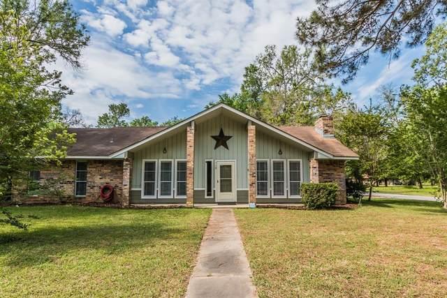 119 Carolcrest Lane, Livingston, TX 77351 (MLS #52726639) :: Michele Harmon Team