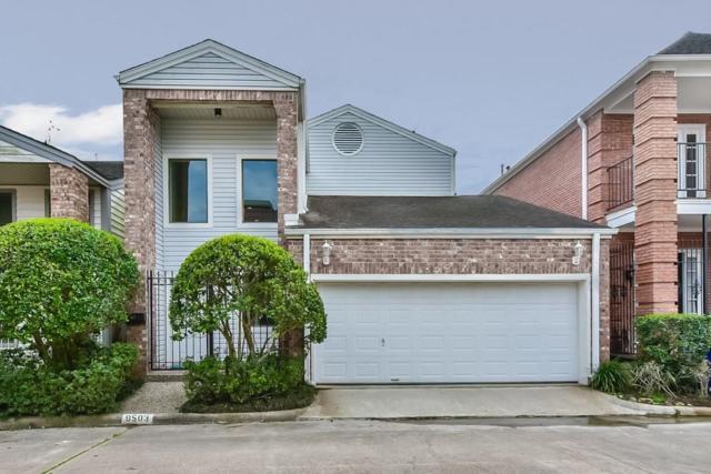 9503 Bayou Brook Street, Houston, TX 77063 (MLS #52730162) :: Giorgi Real Estate Group
