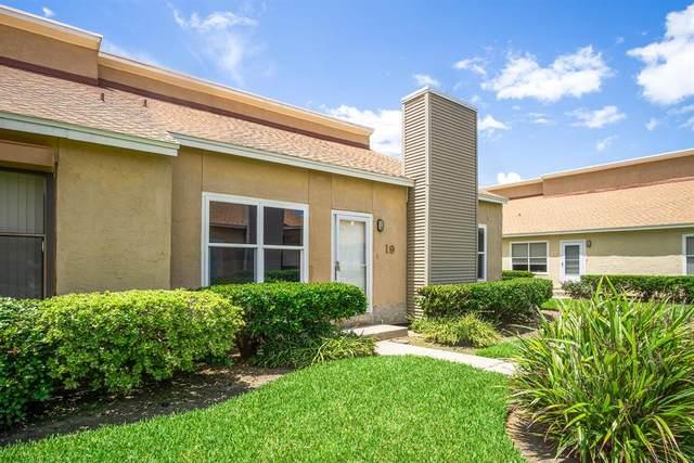 3700 83rd Street #19, Galveston, TX 77554 (MLS #52731943) :: Caskey Realty