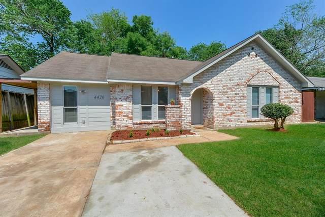 4426 Oak Shadows Drive, Houston, TX 77091 (MLS #52746583) :: Connect Realty