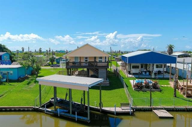 480 County Road 202, Sargent, TX 77414 (MLS #52746873) :: My BCS Home Real Estate Group