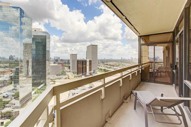 15 Greenway Plaza 25D, Houston, TX 77046 (MLS #5275373) :: Giorgi Real Estate Group