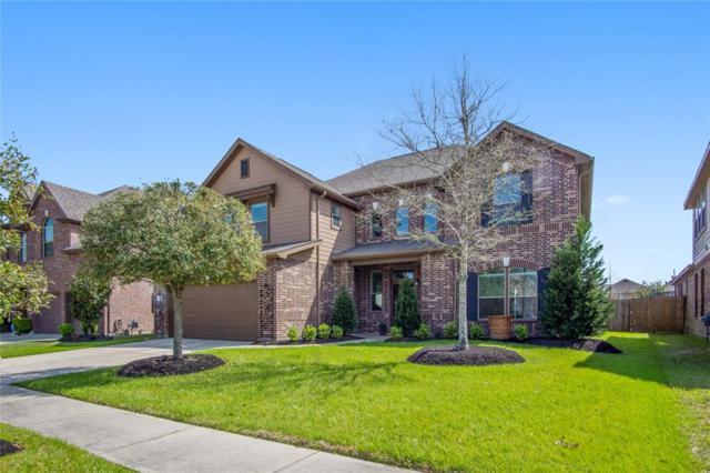 4419 Matagorda Lakes Drive, Humble, TX 77396 (MLS #52754052) :: Texas Home Shop Realty