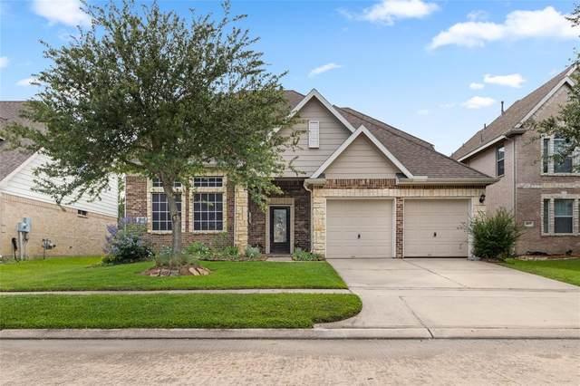 4705 High Creek Court, Alvin, TX 77511 (MLS #52756793) :: Texas Home Shop Realty