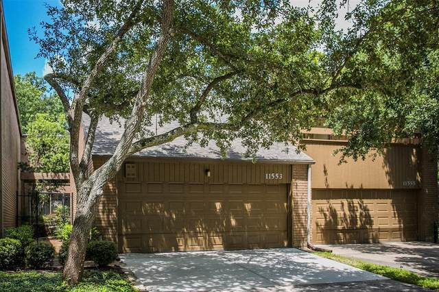 11553 Riverview, Houston, TX 77077 (MLS #52758758) :: Connect Realty