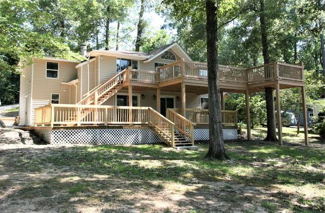 653 Terrace Trail, Goodrich, TX 77335 (MLS #52758819) :: Ellison Real Estate Team