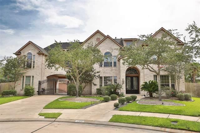 3910 Meagan Hills Court, Katy, TX 77494 (MLS #52764508) :: The Heyl Group at Keller Williams